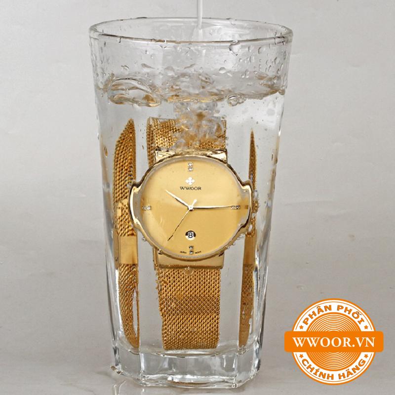 Đồng hồ thời trang nam WWOOR 8018, chính hãng 3
