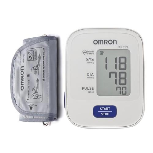 Máy đo huyết áp bắp tay Omron HEM-7121