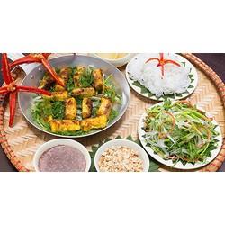 Thưởng thức Chả Cá chuẩn vị Hà Nội tại nhà hàng Việt Phố