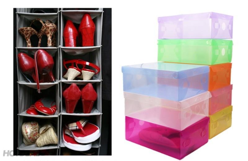 Hộp Đựng Giày Trong Suốt Bảo Vệ Giày Bạn 3