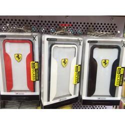 Ốp Lưng FERRARI cho iPhone X - Loại1