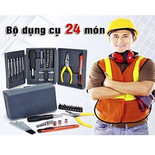 Dụng cụ sửa chữađa năng 24 món