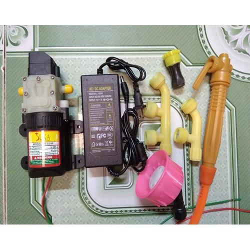 COMBO bộ tưới cây  - bơm tăng áp 12v - máy bơm nước mini 12v - 5752520 , 9750925 , 15_9750925 , 370000 , COMBO-bo-tuoi-cay-bom-tang-ap-12v-may-bom-nuoc-mini-12v-15_9750925 , sendo.vn , COMBO bộ tưới cây  - bơm tăng áp 12v - máy bơm nước mini 12v