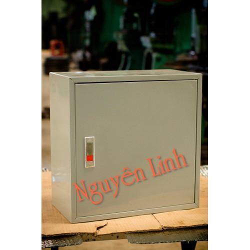 vỏ tủ điện xám 30x40x20