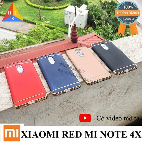 Case Redmi Note 4X