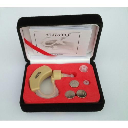 Máy trợ thính không dây Alkato - 5747743 , 9742838 , 15_9742838 , 350000 , May-tro-thinh-khong-day-Alkato-15_9742838 , sendo.vn , Máy trợ thính không dây Alkato