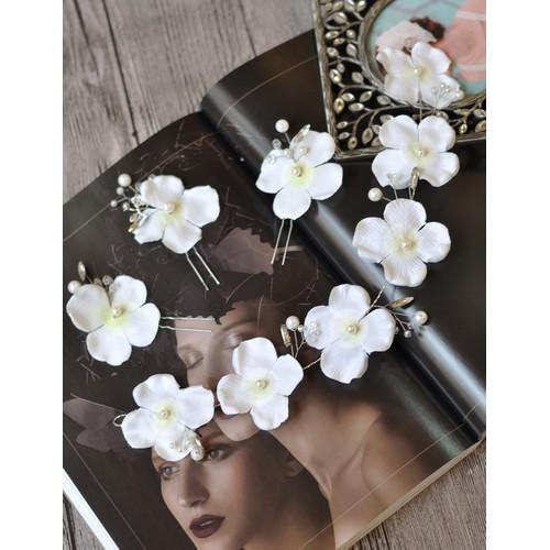 Bộ dây và trâm hoa cài tóc cô dâu DD0172BW05 - 5749309 , 9745712 , 15_9745712 , 235000 , Bo-day-va-tram-hoa-cai-toc-co-dau-DD0172BW05-15_9745712 , sendo.vn , Bộ dây và trâm hoa cài tóc cô dâu DD0172BW05