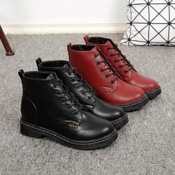 Giày boots nữ B0101