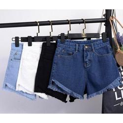 Short jeans nữ, quần short jeans, quần jeans cao cấp