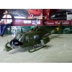 Mô hình máy bay Trực Thăng  UH-1B Hugh 1:72