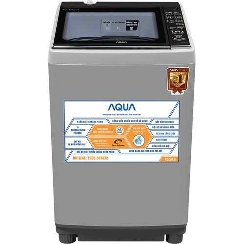 Máy giặt Aqua AQW-D900BT 9,0Kg - 4212267 , 10377280 , 15_10377280 , 7489000 , May-giat-Aqua-AQW-D900BT-90Kg-15_10377280 , sendo.vn , Máy giặt Aqua AQW-D900BT 9,0Kg