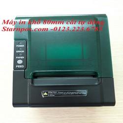 Máy in hóa đơn nhiệt chất lượng bảo hành uy tín
