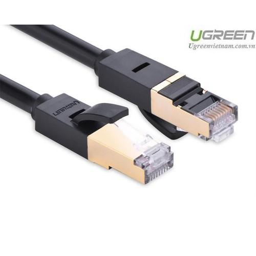 Cáp mạng Cat7 đúc sẵn dài 1m tròn chính hãng Ugreen 11268 cao cấp - 5760879 , 9764411 , 15_9764411 , 140000 , Cap-mang-Cat7-duc-san-dai-1m-tron-chinh-hang-Ugreen-11268-cao-cap-15_9764411 , sendo.vn , Cáp mạng Cat7 đúc sẵn dài 1m tròn chính hãng Ugreen 11268 cao cấp