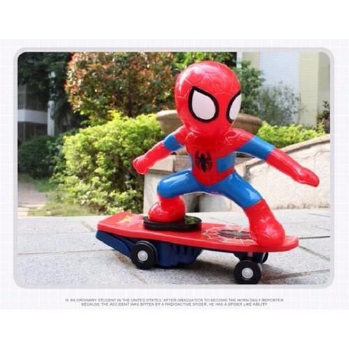 Đồ Chơi ván trượt siêu nhân nhện SNN001