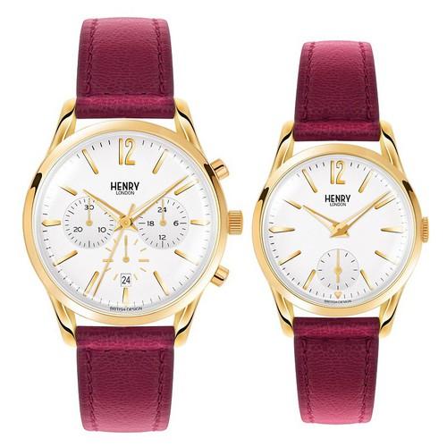 Đồng hồ đôi HL39-CS-0070 – HL30-US-0060 HOLBORN