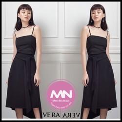 Đầm váy hai dây thiết kế
