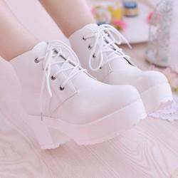 Giày boots nữ B0124