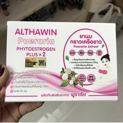Thuốc nở ngực Althawin Thái Lan