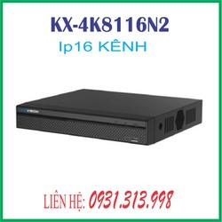 Đầu ghi hình camera IP 16 kênh KBVISION KX-4K8116N2
