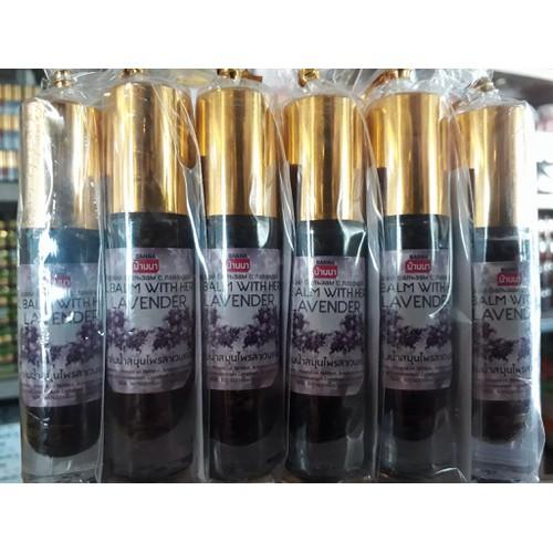 Dầu lăn chiết xuất hoa oải hương Lavender Thái Lan - 5761785 , 9767940 , 15_9767940 , 25000 , Dau-lan-chiet-xuat-hoa-oai-huong-Lavender-Thai-Lan-15_9767940 , sendo.vn , Dầu lăn chiết xuất hoa oải hương Lavender Thái Lan