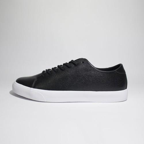 Giày sneaker nam nữ da vân m17