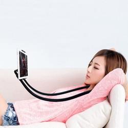 Lazy neck phone holder - Giá giữ điện thoại đeo cổ