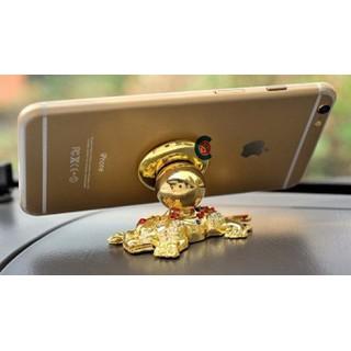 Giá đỡ điện thoại hình - đỡ điện thoại trên ô tô - GĐTHT thumbnail