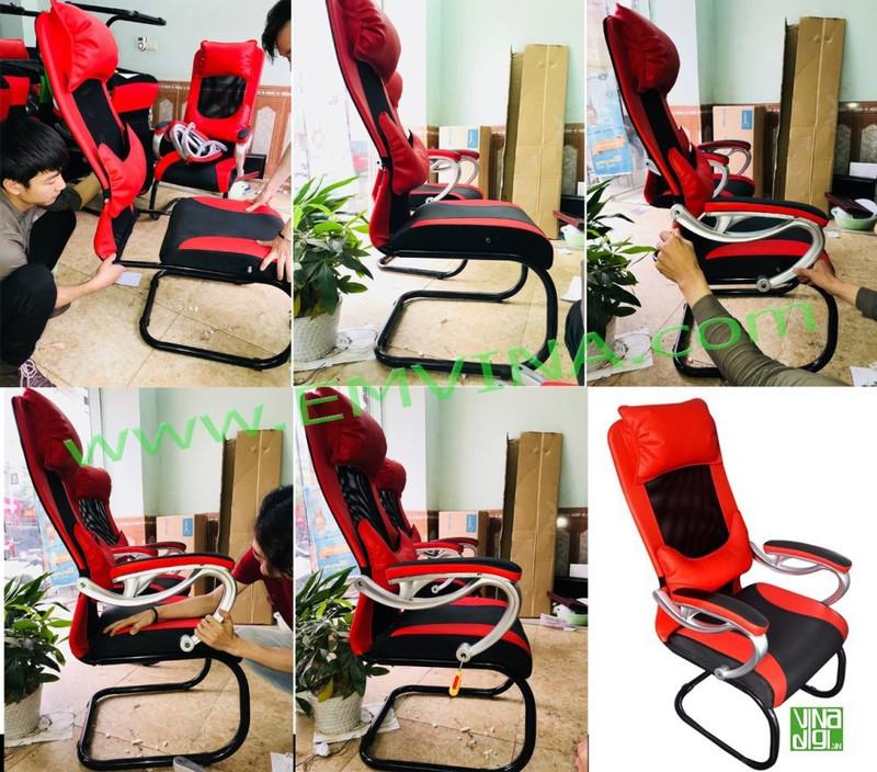 Ghế Chơi Game - ghế văn phòng - G32 10