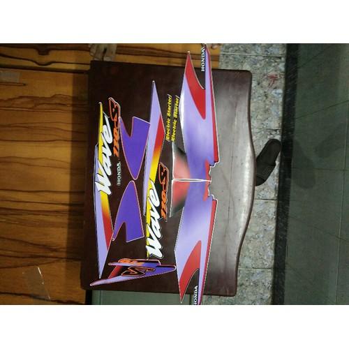 Bộ tem xe Wave S 110 Thái màu đỏ đen - 5761717 , 9767779 , 15_9767779 , 120000 , Bo-tem-xe-Wave-S-110-Thai-mau-do-den-15_9767779 , sendo.vn , Bộ tem xe Wave S 110 Thái màu đỏ đen