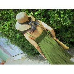 Đầm Maxi - Made in Thailand