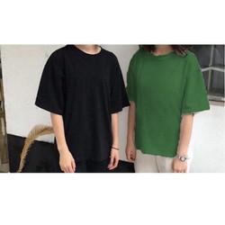 áo thun from rộng nam nữ