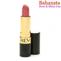 Son Môi Revlon Hàng Mỹ Màu Rose Và Shine 619