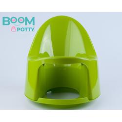 Bô đa năng Boom Potty màu xanh bơ - BĐN Hồng