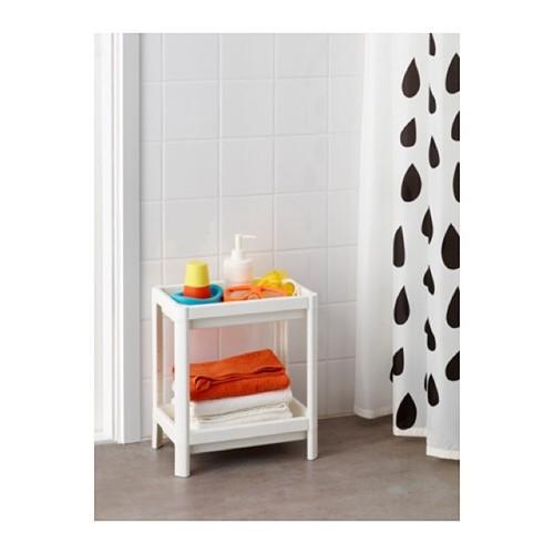 Kệ đựng đồ nhà tắm Ikea Vesken 2 TẦNG 36 x 23 x 40 cm Trắng - 5773272 , 9784821 , 15_9784821 , 205000 , Ke-dung-do-nha-tam-Ikea-Vesken-2-TANG-36-x-23-x-40-cm-Trang-15_9784821 , sendo.vn , Kệ đựng đồ nhà tắm Ikea Vesken 2 TẦNG 36 x 23 x 40 cm Trắng