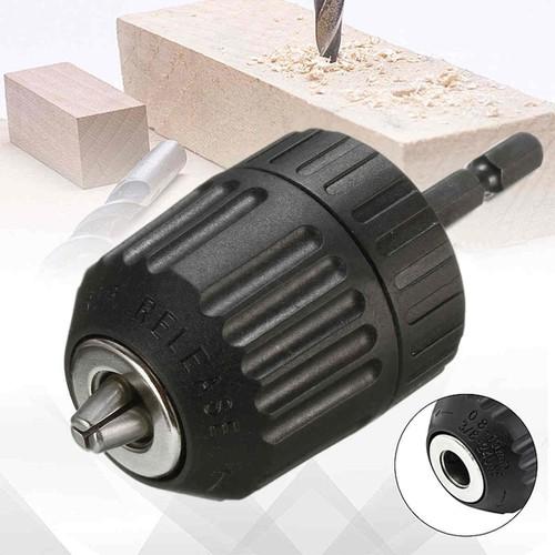 Đầu Kẹp Mang Ranh mũi khoan mở nhanh Chuyển Đổi cho máy Bắt Vít 10mm - 5767672 , 9776153 , 15_9776153 , 110000 , Dau-Kep-Mang-Ranh-mui-khoan-mo-nhanh-Chuyen-Doi-cho-may-Bat-Vit-10mm-15_9776153 , sendo.vn , Đầu Kẹp Mang Ranh mũi khoan mở nhanh Chuyển Đổi cho máy Bắt Vít 10mm