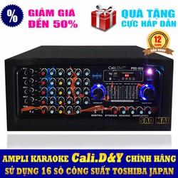 Amply Karaoke Ampli BLUETOOTH Tích Hợp Lọc Xì 16 Sò Đại Cali DY PRO 939