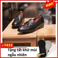 Giày Lười Nam | Giày Nam|Giày Mọi Nam|Giày Nam Đẹp|M230T-TRON