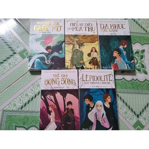 Combo 5 cuốn những câu chuyện của 12 cung hoàng đạo - 5765016 , 9771980 , 15_9771980 , 226000 , Combo-5-cuon-nhung-cau-chuyen-cua-12-cung-hoang-dao-15_9771980 , sendo.vn , Combo 5 cuốn những câu chuyện của 12 cung hoàng đạo