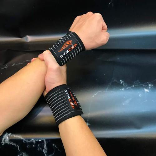 Quấn hỗ trợ cổ tay tập gym