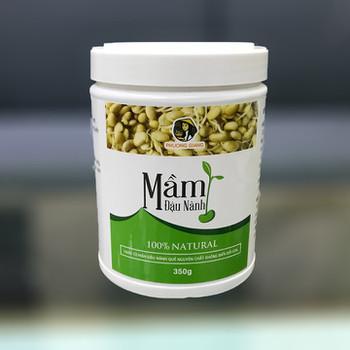 Mầm đậu nành 350g - Hỗ trợ tăng vòng 1, Chống lão hoá