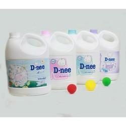 Nước Giặt Xả Em Bé Dnee -Can 3000ml Thương hiệu uy tín của Thái Lan
