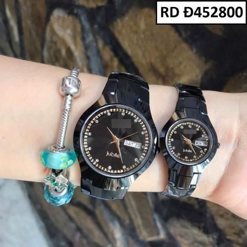 Đồng hồ cặp đôi RD Đ452800 - 5767907 , 9776921 , 15_9776921 , 2800000 , Dong-ho-cap-doi-RD-D452800-15_9776921 , sendo.vn , Đồng hồ cặp đôi RD Đ452800