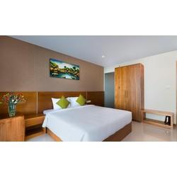 Luxury Holiday Nha Trang  Căn hộ 01 phòng ngủ có ban công dành cho 04 khách