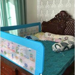 Thanh chắn giường 1m8 mẫu mới duy nhất tại shop có dây và túi đựng lớn