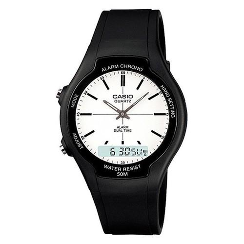 Đồng hồ Casio nam AW-90H-7EVDF - 5775703 , 9789120 , 15_9789120 , 870000 , Dong-ho-Casio-nam-AW-90H-7EVDF-15_9789120 , sendo.vn , Đồng hồ Casio nam AW-90H-7EVDF