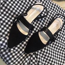 Giày búp bê mũi nhọn siêu xinh - Sofia Store
