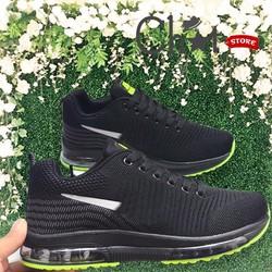 Giày Sneaker Nữ Thể Thao Đế Hơi Air Max