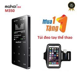 Máy nghe nhạc Lossless Mahdi M350 Hi-Fi 8GB – Tặng đựng túi đeo tay