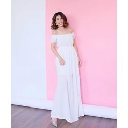 Đầm Maxi Bẹt Vai Cao Cấp