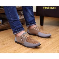 Giày nam Phong cách Mới Siêu bền